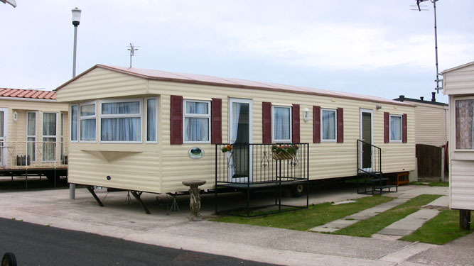 Creative Caravan For Hire At Edwards Leisure Park Towyn
