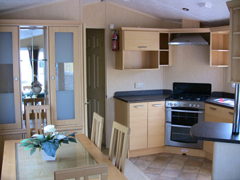 Towyn Caravan Hire Willerby Winchester 2008 Sited On