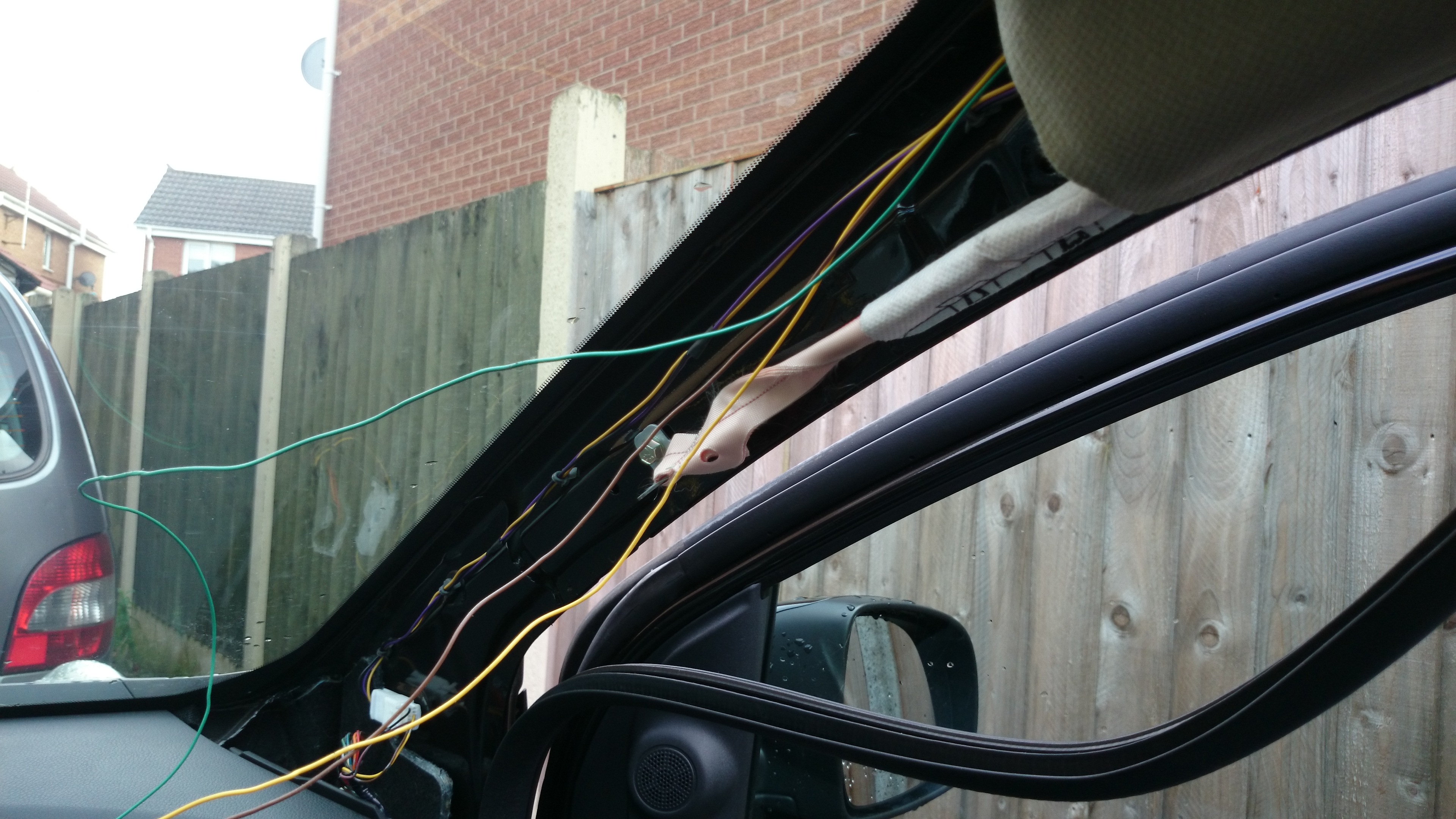 wire in microphone for nissan connect nissan note owners forum
